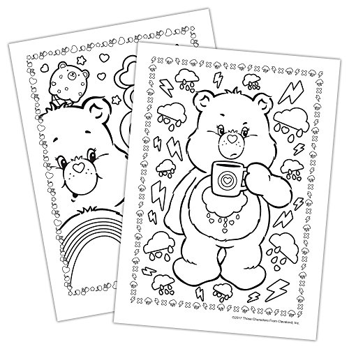 The 8 best care bears coloring book