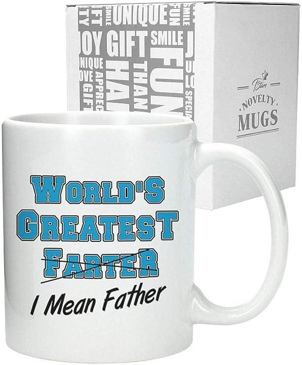 World/'s Greatest Dad Father/'s Day Gag Gift Oscar Award Trophy Grandpa Husband