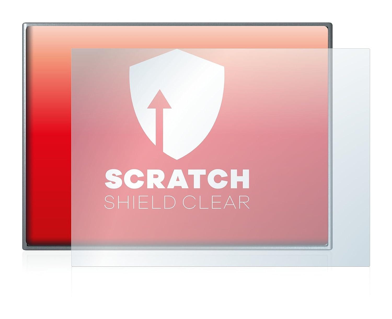 upscreen Scratch Shield Protector Pantalla Compatible con Siemens Simatic HMI KTP 700 Basic Pel/ícula Protectora Anti-Huellas Transparente