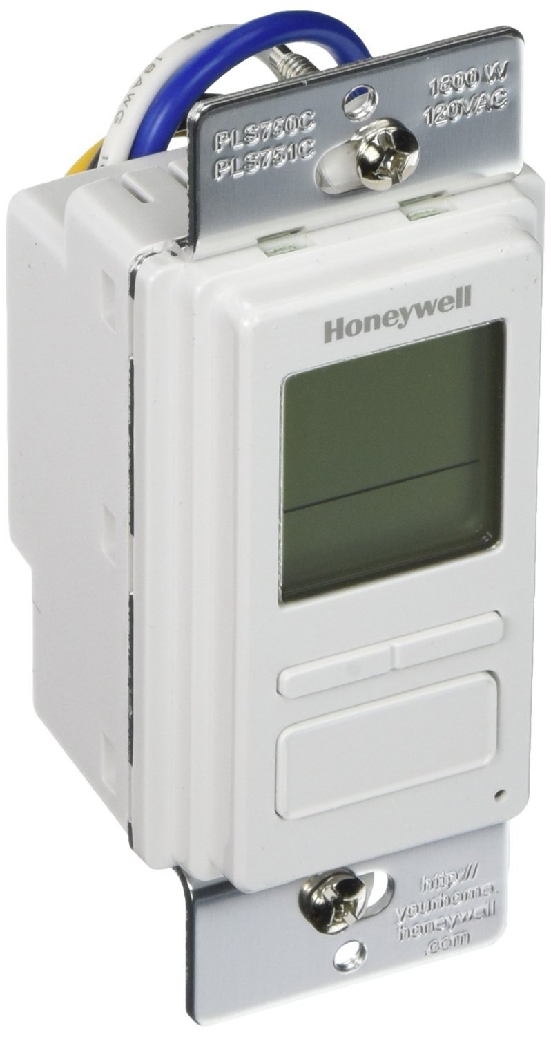 Best Rated In Wall Timer Switches Helpful Customer Reviews T104p3 Wiring Diagram Honeywell Pls750c1000 The Old Ti072 3w Switch With Sunrise Sunset Single Or 3 Way
