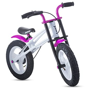 Joovy Bicycoo Bmx Balance Bike Pink 21 5 X 16 2 X