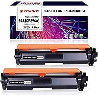 Clywenss CF294A 94A compatible con HP 94A CF294A Tóner para HP 94A CF294A para HP LaserJet Pro M118 M118dw, LaserJet Pro…