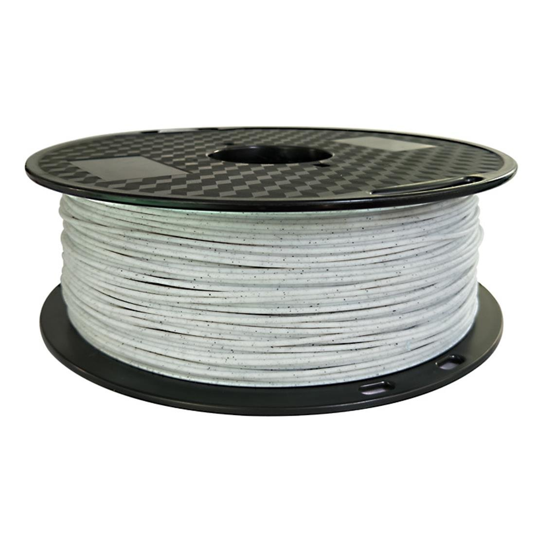 Guiyun 3D PLA, 1.75 mm, materiale di stampa 3D, 1 kilogram (1KG) bobina 3D filamento per stampanti 3D, marmo PLA 1.75mm 1kilogram (1KG) bobina 3D filamento per stampanti 3D A03-DYHCPDLS-GY