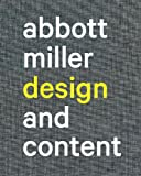 Design and Content, Miller, Abbott J., 1568987269