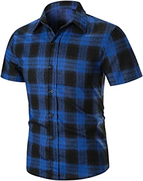 Camisa Hawaiana Hombre Shirt Manga Corta Bolsillo Delantero Impresión De Hawaii Casual Camisa Negra Crop Top Camisas Hombre Camisas Manga Corta Hombre Camisa Verde Camisa Vaquera Hombre Jodier: Amazon.es: Deportes y aire
