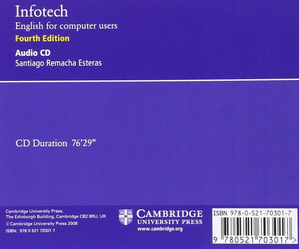 English for computer users: Infotech - English for computer users:  9783125342637: Amazon.com: Books