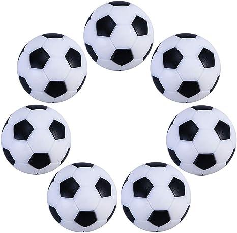 OULII - 6 pelotas de futbolín, 32 mm: Amazon.es: Deportes y aire libre