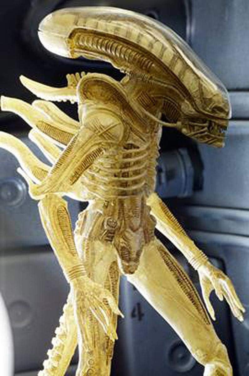NECA Alien 40th Anniversary Wave 1 The Alien Prototype Suit Action Figure