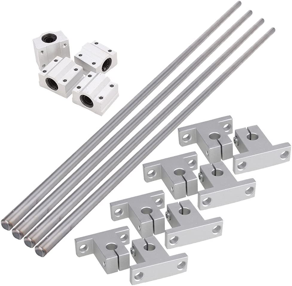 Carbide 4-Flute RH Cut 0.875 LOC WIDIA Hanita 4V0510004ST VariMill I 4V05 HP Finishing End Mill AlTiN Coating 0.375 Cutting Diameter