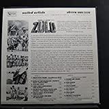 John Barry - Zulu (Original Motion Picture Sound Track & Themes) - Lp Vinyl Record