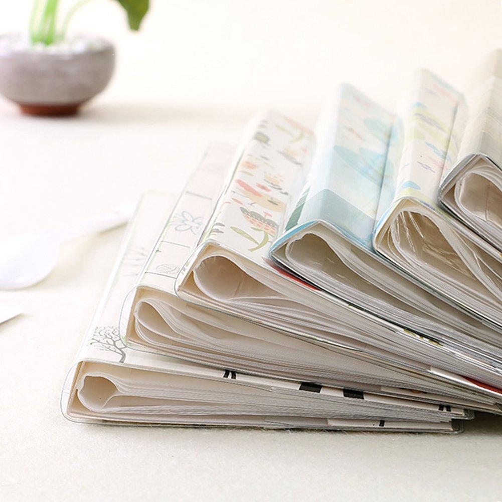 Tomkity 262 Poches Mini Album Boite Stockage Pour Polaroid Fujifilm Instax Mini 7s 8 25 50s 90 Photo