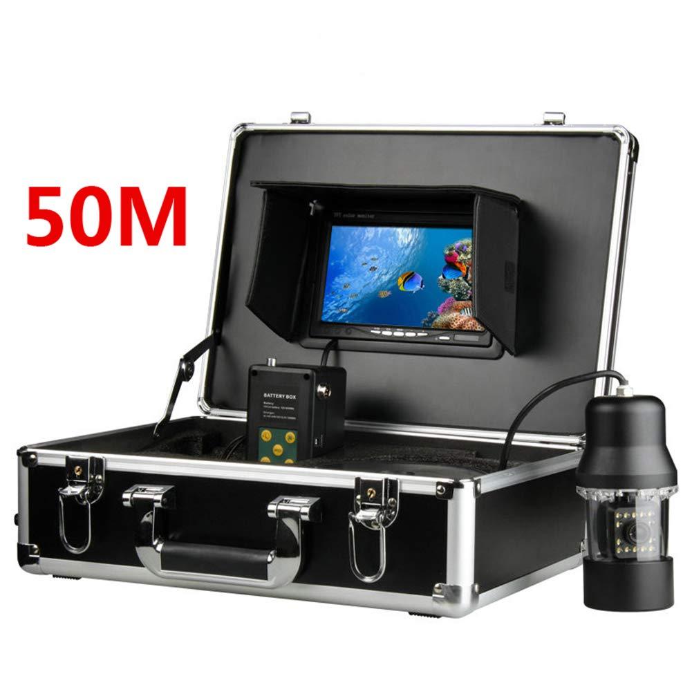 印象のデザイン B07G5H9TCJ 7インチ700TVL7インチ700TVL 50メートル360度魚の探知機を表示する水中ビデオ釣りカメラ機器 B07G5H9TCJ, JSstar:379d6a0c --- h909215399.nichost.ru