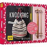 Set: Knooking - Häkeln im Stricklook (GU Kreativ Spezial)