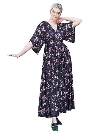 28e95697a6958 Ellos Women s Plus Size Harper Fit   Flare Maxi at Amazon Women s ...