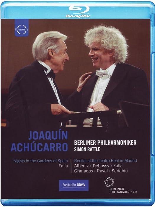 The Best Fallas Nights Garden Spain Berlin Philharmonic Dvd