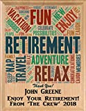 Broad Bay Retirement Gifts Personalized Retirement...