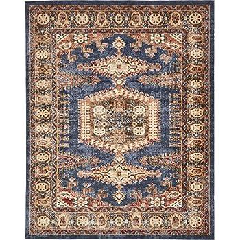Amazon Com Traditional Persian Rugs Vintage Design