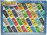 36 piece Racing Car Vehicle Set Cars Kids Boys Toy