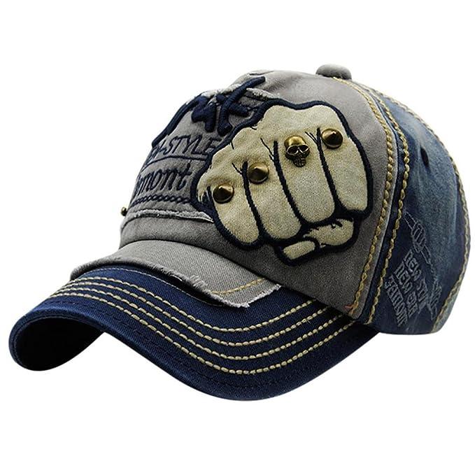 3ca8a58685f0e8 Solike Baseball Cap, Basecap Baseball Kappen, Baseballmützen für Draussen,  Sport oder auf Reisen