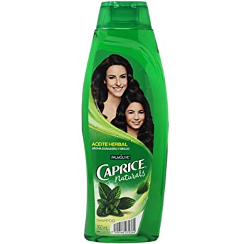 Caprice Naturals Shampoo con Aceite Herbal 750ml
