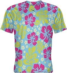 208ebdd5d9 LightningWear Hawaiian Print Short Sleeve Shirt - Hawaiian Shirts -  Hawaiian Print Shirts