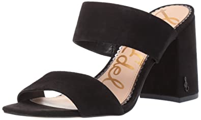 2adedb30484 Amazon.com  Sam Edelman Women s Delaney Heeled Sandal  Shoes