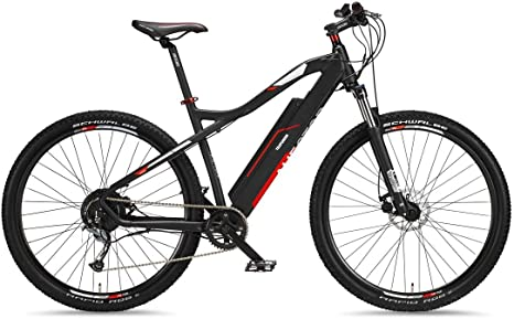 Bicicleta eléctrica de montaña de Telefunken, de aluminio, 9 ...