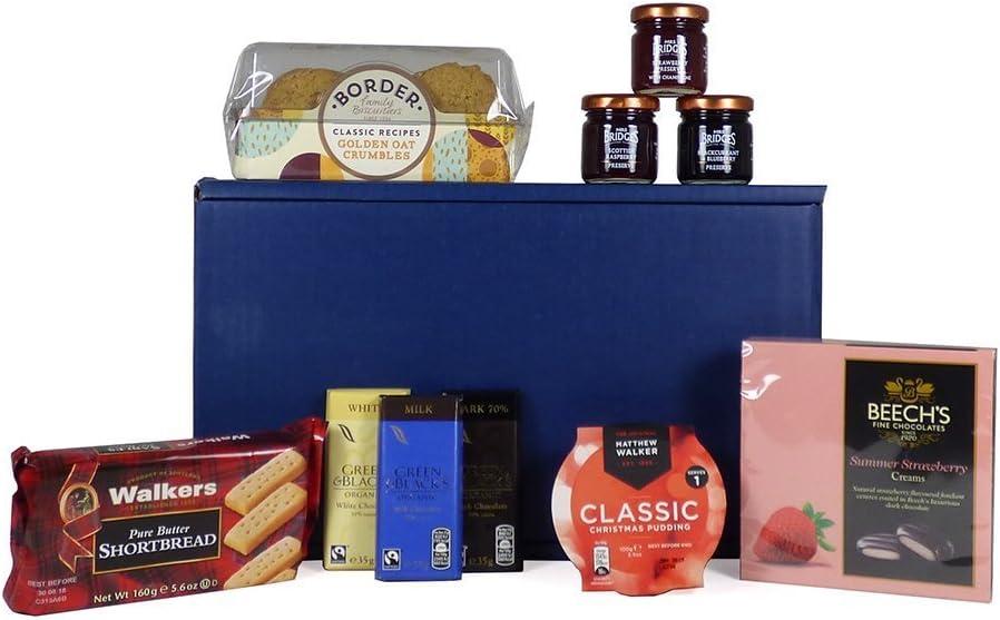 Caja de regalo Sweet Treats - Idea de regalo para cumpleaños, Como agradecimiento, Día de la madre, Día del padre, Get Well Soon