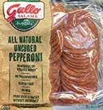 6oz Gallo Uncured Pepperoni Sliced (Pack of 1)
