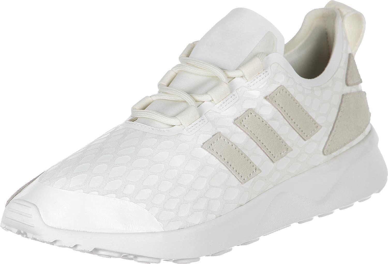 adidas ZX Flux ADV Verve W Femmes Chaussures Blanc AQ6251