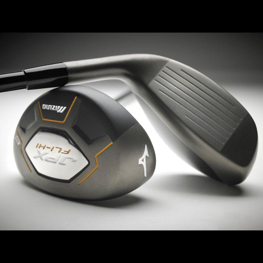 Mizuno Golf Hybird, Men's, Right Hand, JPX Fli-Hi Series, Steel, #4, True Temple, XP 105, S300 (Stiff)