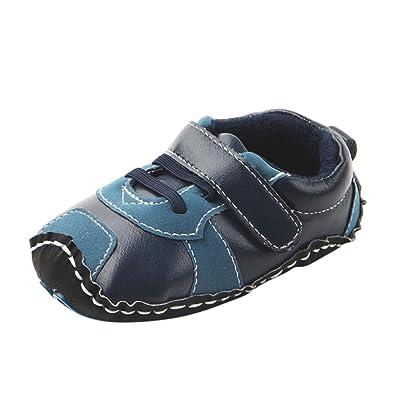 WARMSHOP Baby Fashion Sneaker Child Girls Boys Pacthwork Warm Anti-Slip Shoes Sneaker