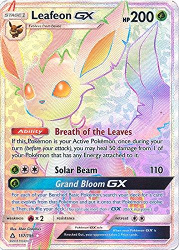 Leafeon GX - 157/156 - Secret Rare