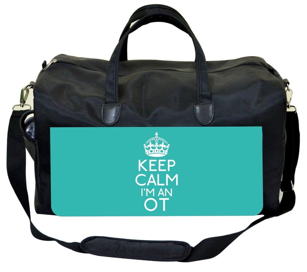 Keep Calm Im an OT Occupational Therapist Bag