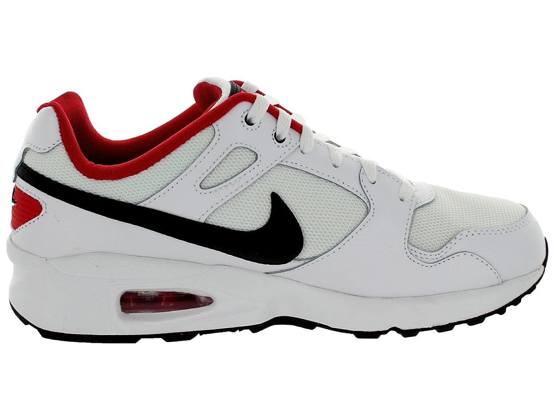 cheaper e6d13 00983 ... coupon for amazon nike mens air max coliseum racer white black  university red running shoe 9