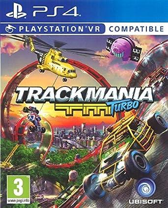PS4 TRACKMANIA TURBO (PSVR COMPATIBLE) (EU)