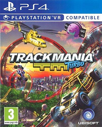 TRACKMANIA Turbo (PSVR Compatible) (PS4)