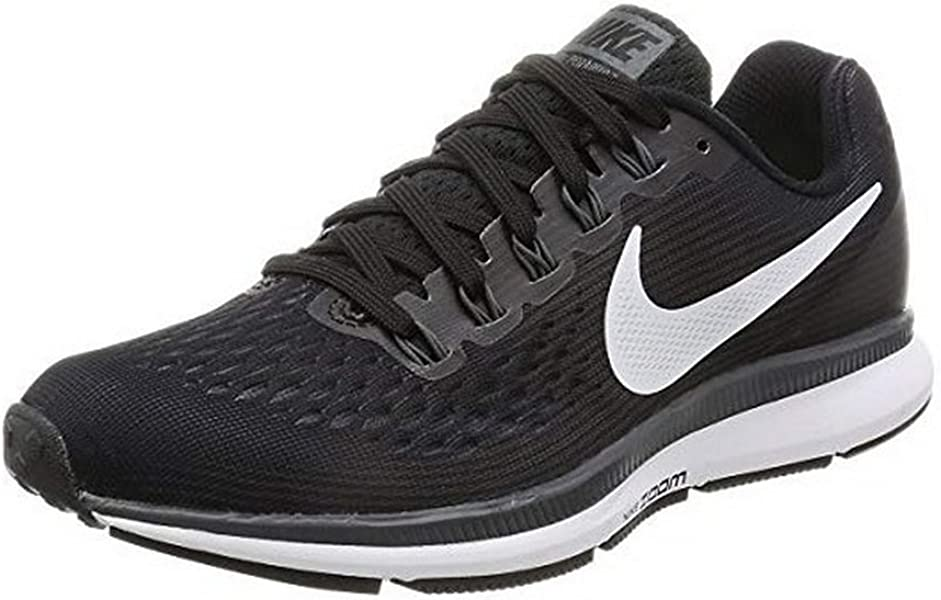 brand new f0890 88c5e Nike Men s Air Zoom Pegasus 34 NOP Running Shoes Black Size 6.5 Women s 8