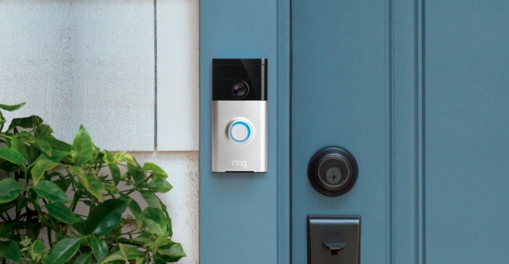 Brand New/Sealed Ring Wi-Fi Smart Video Doorbell with Installation Tools (Satin Nickel) by Ring_Doorbell (Image #4)