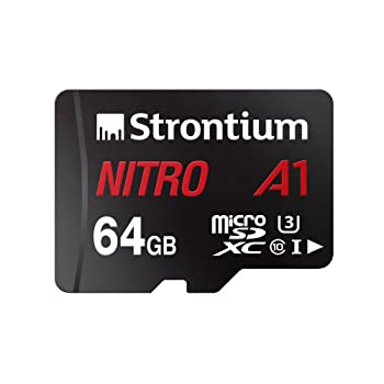 Strontium Nitro A1 Micro SDHC 64 GB Memory Card