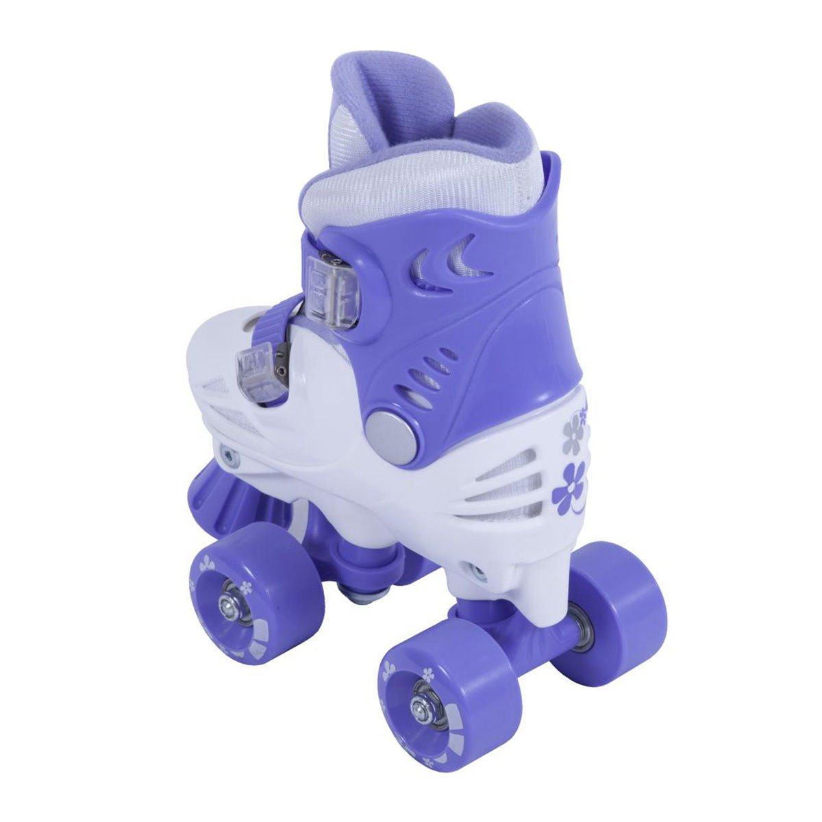 Rookie roller skates amazon - Rookie Bliss Junior Adjustable Roller Skates White Purple Amazon Co Uk Sports Outdoors