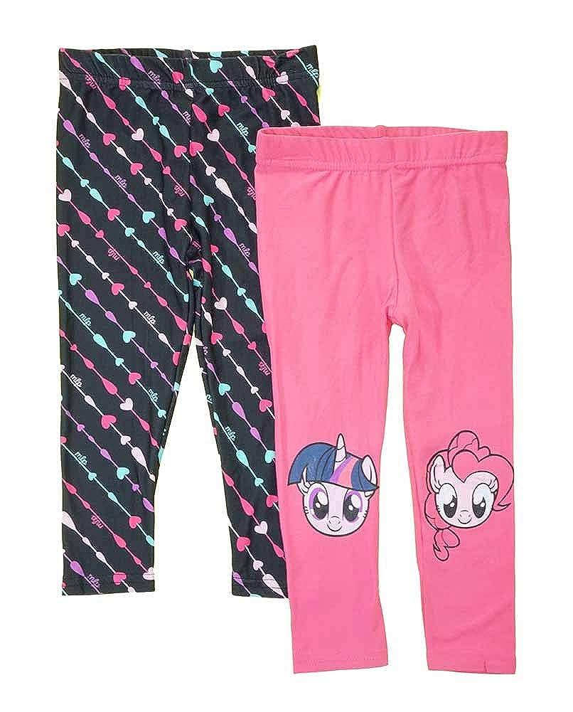 My Little Pony Girls 2 Pack Leggings