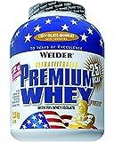 Weider, Premium Whey Protein, Schoko-Nougat, 1er Pack (1 x 2,3 kg)