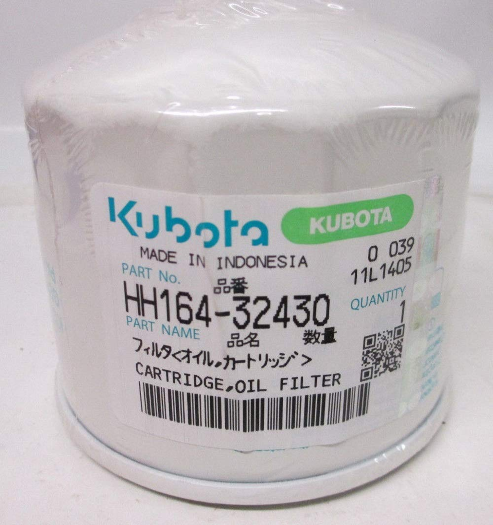 Oil 10 PACK OF TEN Kubota HH164-32430 Filter