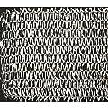 Aluminet Greenhouse Shade Cloth - 60% Shade Factor, 14'W x 10'L