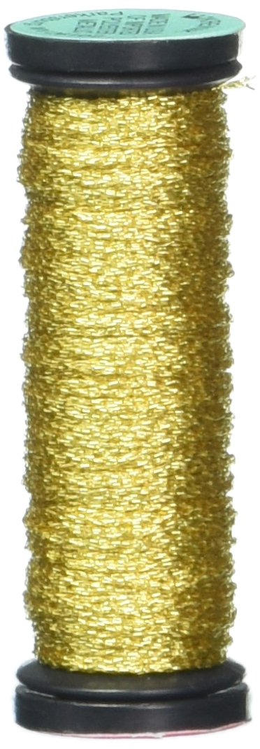 12-Yard Kinetic Kelly Kreinik No.4 Very Fine Metallic Craft Braid