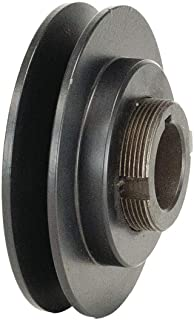"product image for V-Belt Pulley, 5/8""VrPitch, 4""OD, Iron"