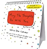 May The Thoughts Be With You Desk Easel Official 2019 Calendar - Desk Easel Format