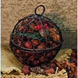 Heart of America Wire Ball with Walk In The Woods Potpourri