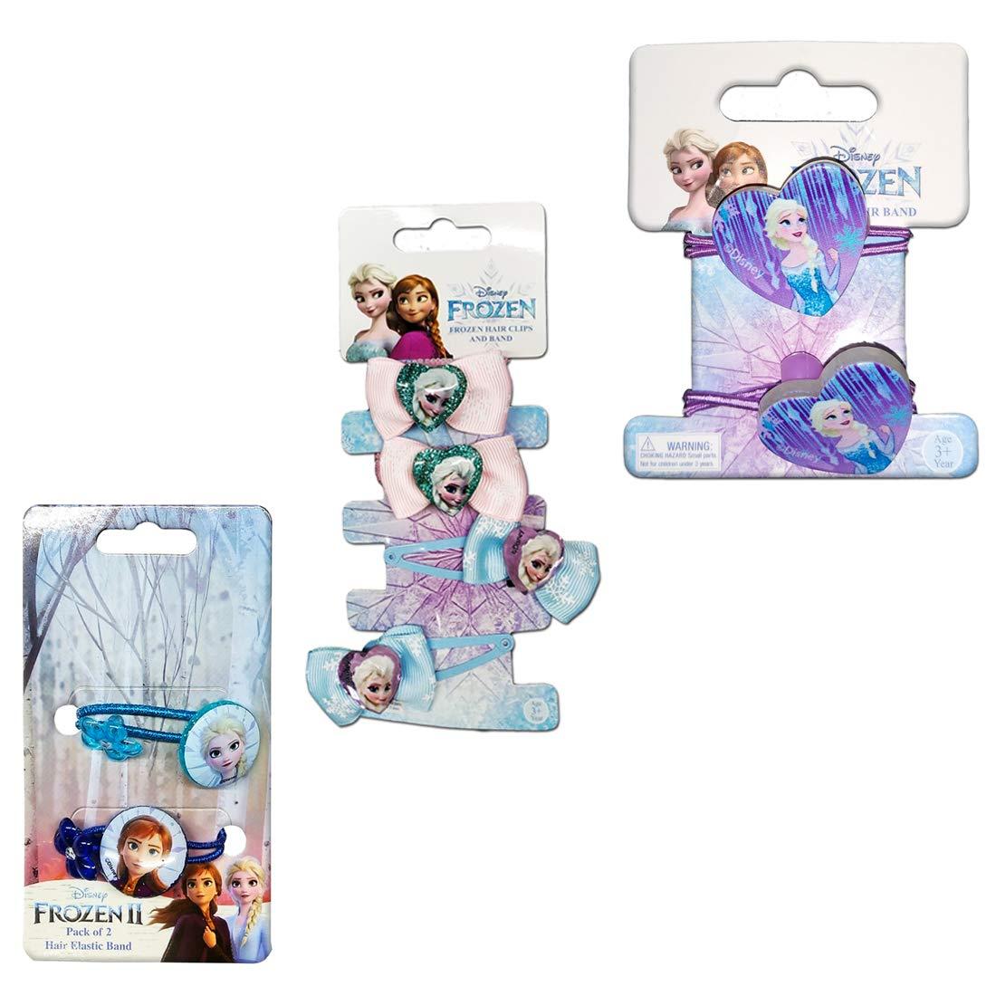 Disney Frozen Hair Elastics 11pcs